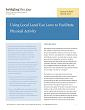 Land Use Physical Activity Brief